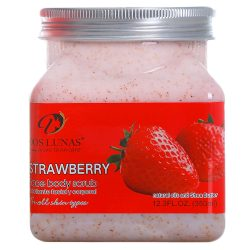 Face Body Scrub Strawberry